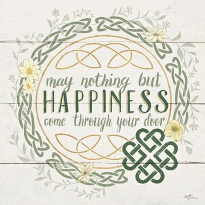 Irish Blessing I by Janelle Penner art print