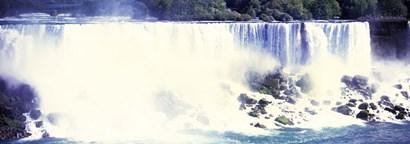 American Side of Falls, Niagara Falls, New York by Panoramic Images art print