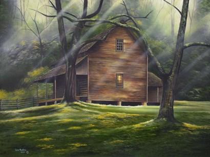 Carolina Country by Geno Peoples art print