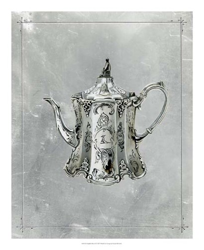 English Silver II by Naomi McCavitt art print