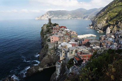 Cinque Terra 4 by Christopher Bliss art print