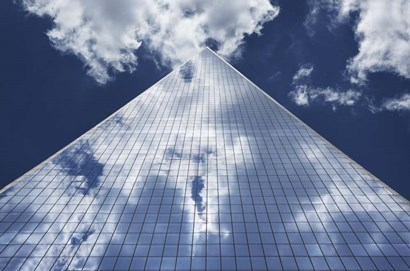 One World Trade by Christopher Bliss art print