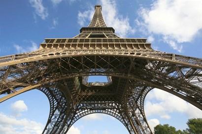 Eiffel 7 by Christopher Bliss art print
