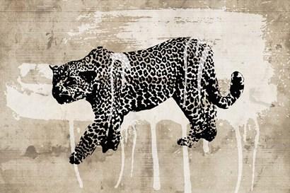 Leopard by Erin Clark art print