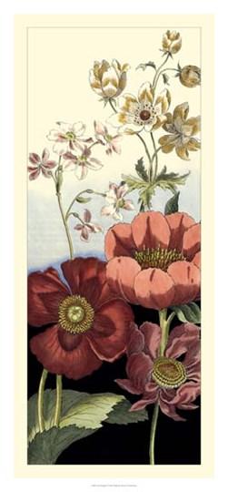 Onyx Bouquet I by Vision Studio art print