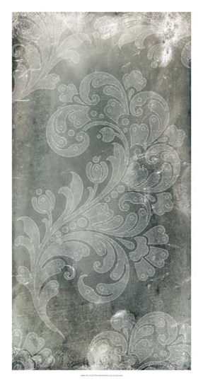 Silver Lace II by Vision Studio art print