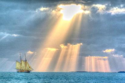 Key West Sunset XIII by Robert Goldwitz art print