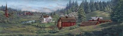 Rural Heritage by Wanda Mumm art print