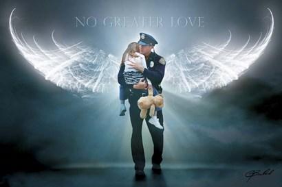 Angelic Rescue by Jason Bullard art print