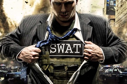 Answering The Call Swat by Jason Bullard art print