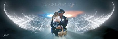 Police Rescue by Jason Bullard art print