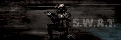 Swat by Jason Bullard art print