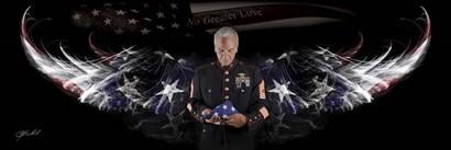 Veteran by Jason Bullard art print