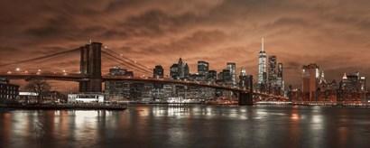 Bridge Pano by Assaf Frank art print