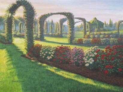 Elizabeth Park Morning by Bruce Dumas art print