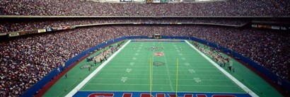 Giants Stadium, New Jersey by Panoramic Images art print