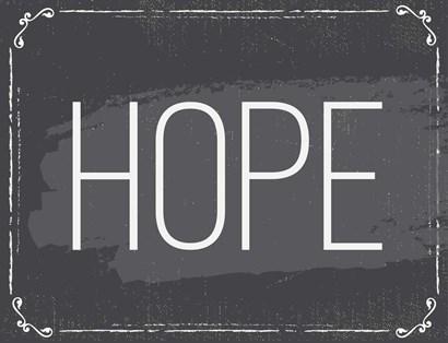 Hope by ND Art & Design art print