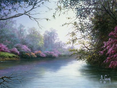 Spring Colors by Anthony Casay art print