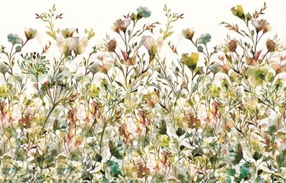 Transparent Garden Spice Pattern by Wild Apple Portfolio art print