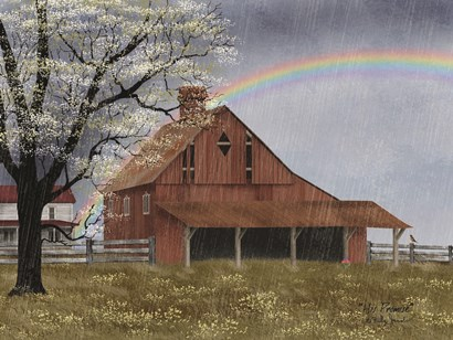 His Promise by Billy Jacobs art print
