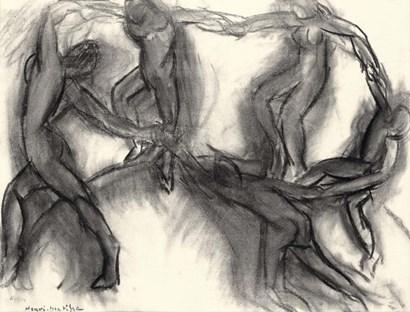 La Danse by Henri Matisse art print