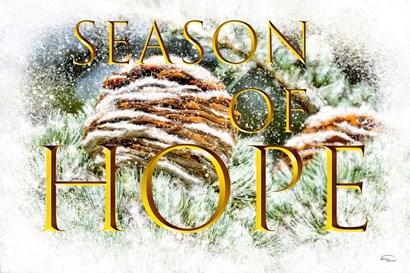 Season of Hope by Ramona Murdock art print