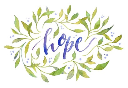 Hope In You by Yachal Design art print