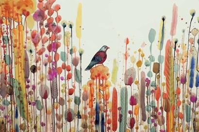 Joie De Vivre by Sylvie Demers art print
