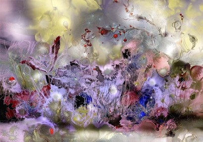 Spring Flowers by RUNA art print