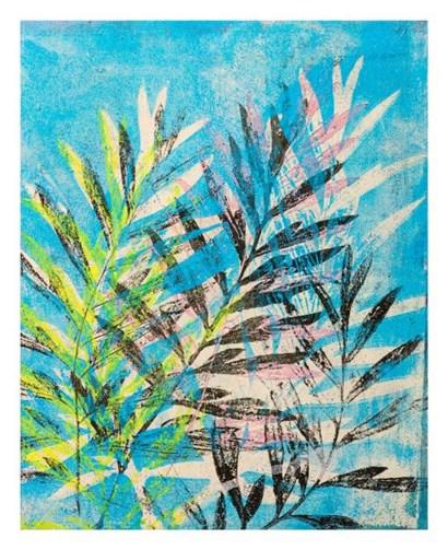 Silk Oak's Reach by Hannah Klaus Hunter art print