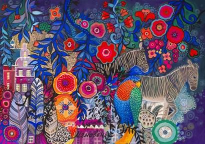 Fantasy by Oxana Zaika art print