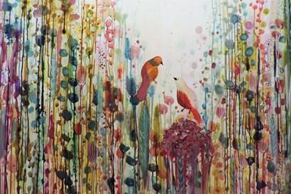 La Romance by Sylvie Demers art print