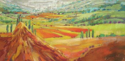 Tuscany by Jennifer Gardner art print