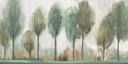 Tall Trees by Allison Pearce art print