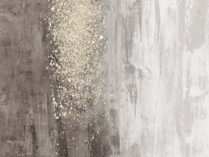 Glitter Rain II by Jennifer Goldberger art print