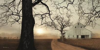 Millersburg Sunrise by Lori Deiter art print