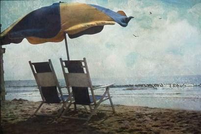 Sea For Two by Debra Van Swearingen art print