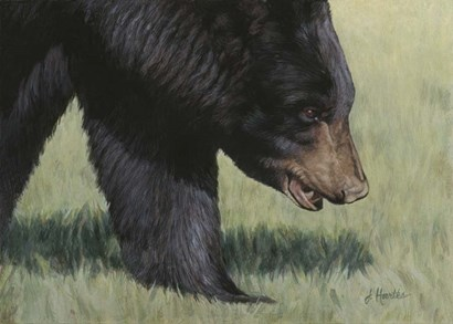 Coming to Lunch by Judith Hartke art print