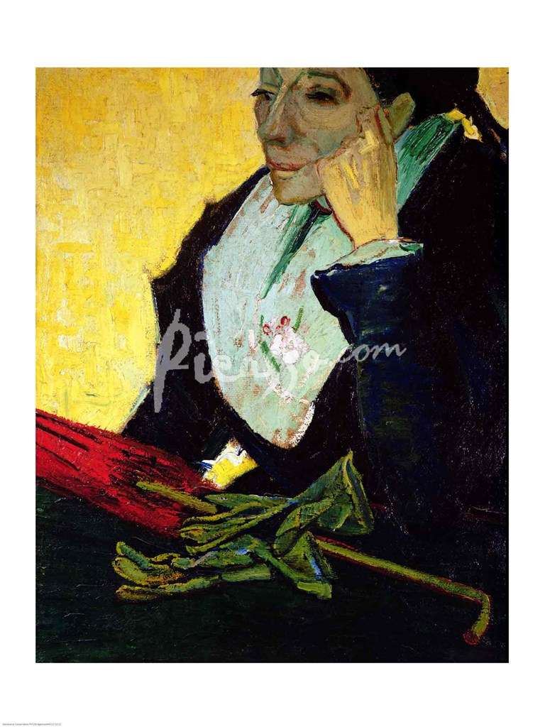 an analysis of larlesienne madame joseph michel ginoux a painting by vincent van gogh Gogh, vincent van: portrait of joseph roulinportrait of joseph roulin, oil on canvas by vincent van gogh gogh, vincent van: l'arlésienne: madame joseph-michel ginoux (née marie julien gogh, vincent van: lettersignature of vincent van gogh at the end of a letter he sent to john peter.