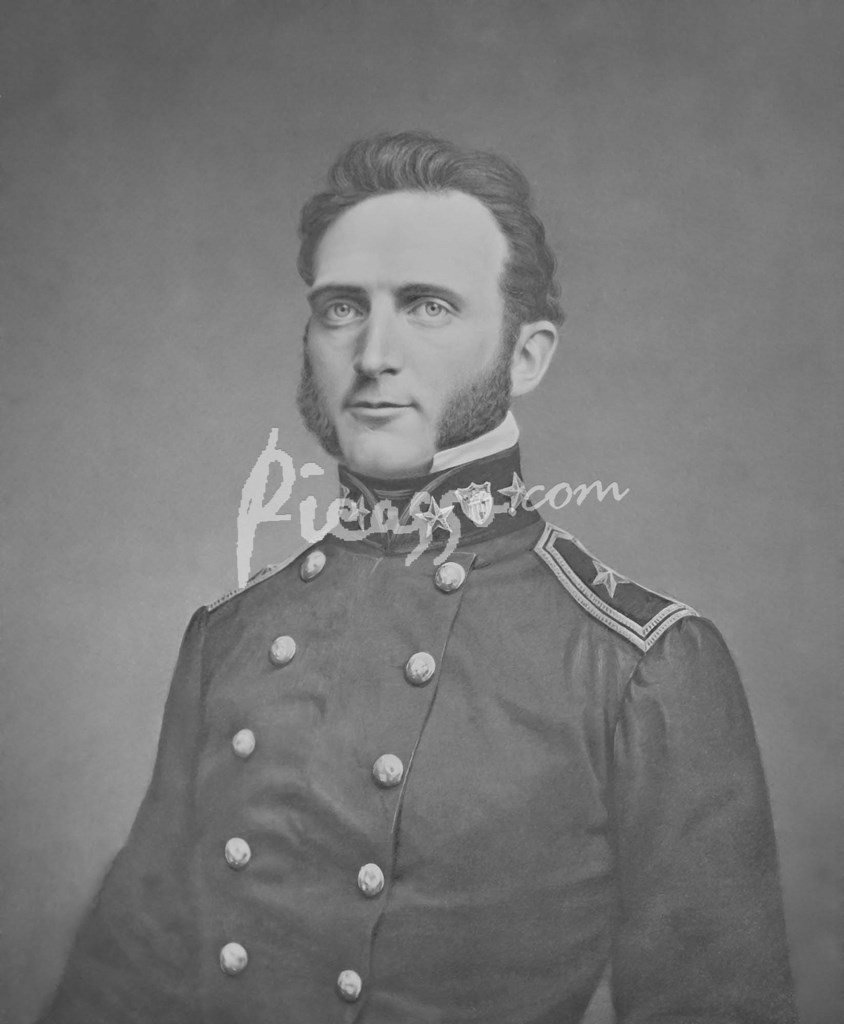 a biography of thomas j jackson a major general in the united states