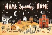 Spooky Village II