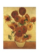 Vase with Fifteen Sunflowers, c.1888