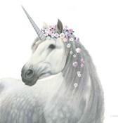 Spirit Unicorn II Sq Enchanted
