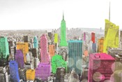 Color In The Cities