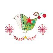 Christmas Dove I