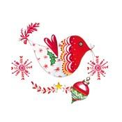 Christmas Dove II