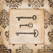 Vintage Keys II