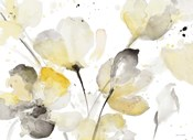Neutral Abstract Floral I