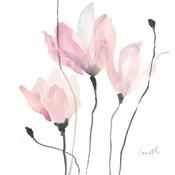 Pastel Floral Sway II