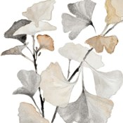 Neutral Ginko Stems I